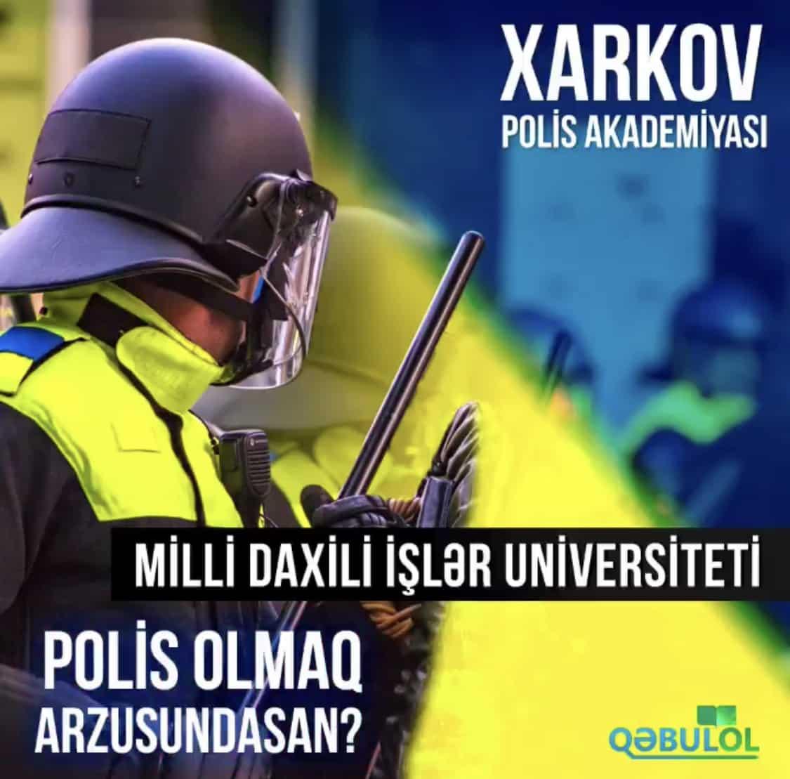 Photo of Ukrayna Polis Akademiyasi – 50% ENDİRİM!